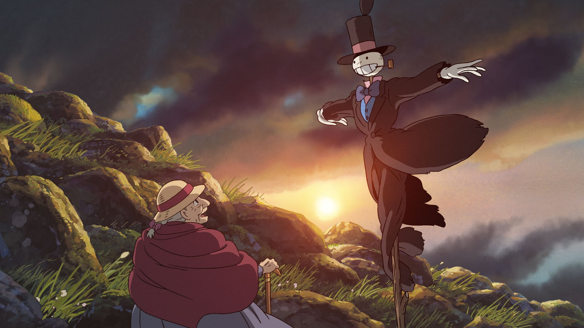 Howl S Moving Castle 2004 By Hayao Miyazaki Japanese Film Reviews