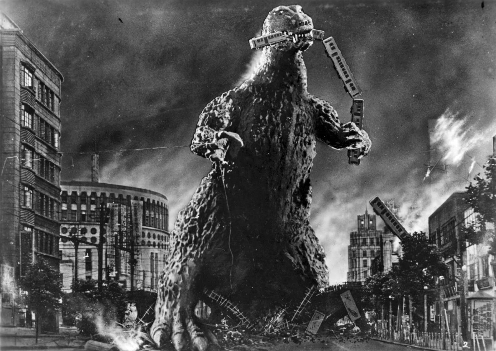 Godzilla (1954) by Ishiro Honda | Japanese Film Reviews